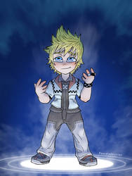 Roxas by PonceIndustries
