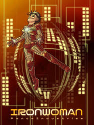 Ironwoman by PonceIndustries