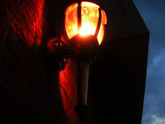 Lantern by Norimarshmellow