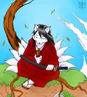 Kyubi Ronso by Kimahri-Ronso