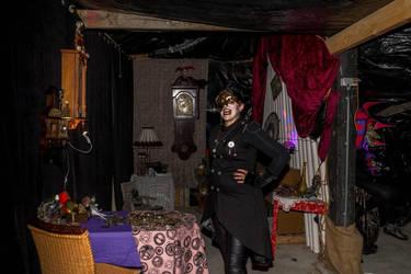 the clockwork vampire Halloween 2018 by CreativeChaotica