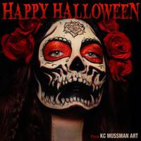 Skull of Wrath by KCMussman