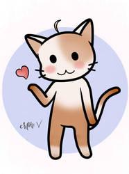 Katt The Cat by MikeVxV
