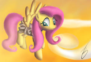 Private Pansy by Lethal-Doorknob