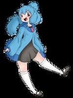 Pokemon Gijinka OC by MoesArts
