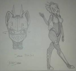 Jesma's Pilot Suit by MoesArts