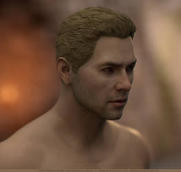 Cullen portrait by hellenys