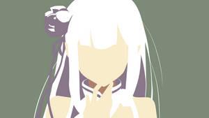 Emilia Minimalist v2 by Yuki-Neh