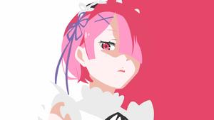 Ram - Re:ZERO V2 by Yuki-Neh