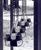 Swings by Gazounette
