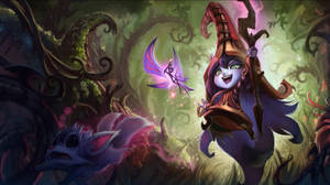 League of Legends Lulu #1 by xguides