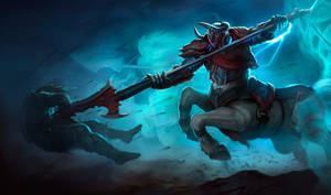 League of Legends Hecarim #2 by xguides