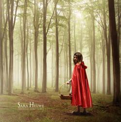 Red Riding hood - I by sara-hel
