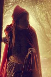 Red Riding hood - II by sara-hel