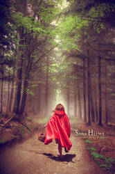 Red Riding hood - III by sara-hel