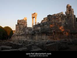 Lebanese monuments by sara-hel