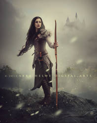 Yet Another Warrior by sara-hel