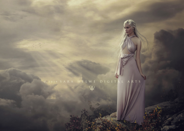 Daenerys by sara-hel