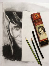 Loki of Asgard by suganoodle
