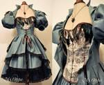 Custom order My Oppa  Steampunk Alice by myoppa-creation