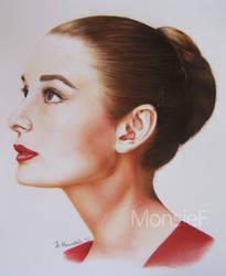 Audrey by MonsieF