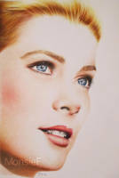 Grace Kelly by MonsieF