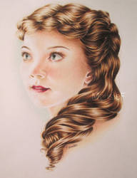 Natalie Dormer by MonsieF