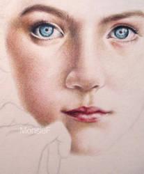 Saoirse - WIP 2 by MonsieF