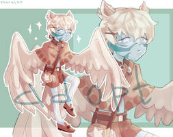 [CLOSED] Adoptable auction chibi #13 by marutun