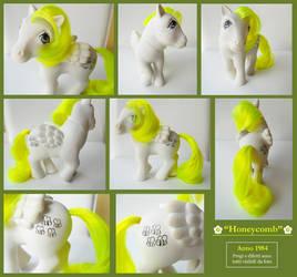 Pony Honeycomb by vanessasan