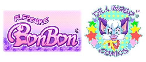 Logos of my Comics by vanessasan