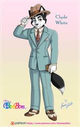 Mr. Clyde White PBB-Next by vanessasan