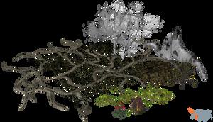 ME3 Dreamscape Plant Set by Just-Jasper