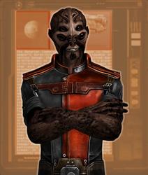 Loroln Bahar [OC profile] by Just-Jasper