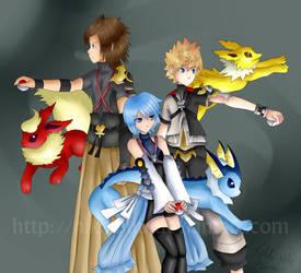 BBS - Pokemon Trainers by nikkibuu