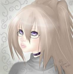 Reyn Semi-Realistic by nikkibuu