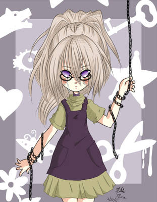 Chains by nikkibuu