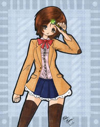 The Doctor - Genderbend by nikkibuu