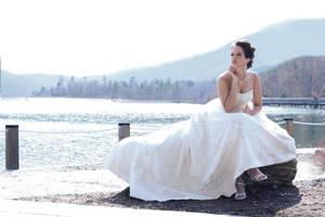 Stock Bride3 by DeadEyeStock
