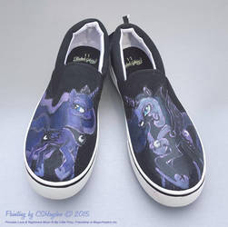 Ryan's Pony Shoes by MommySpike