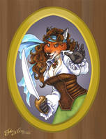 Revenge of the Bloody Vixen by MommySpike