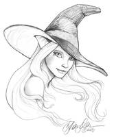 Witch's Hat by MommySpike