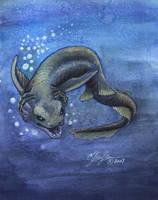 MGC: Seabeast by MommySpike