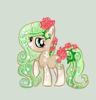 Comission: Garden Pony by GeekPony