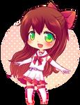 Contest Entry: Angela by minigiraffe