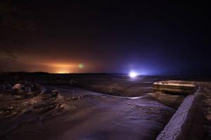 Light in the Dark by Smattila