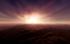 Skies on Fire by Smattila
