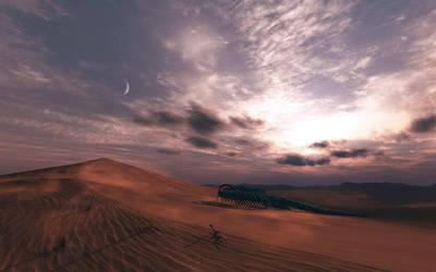 Wasteland by Smattila