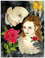 Phantom of the Opera by Isaboo21
