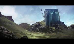 Air Temple by Y-mir